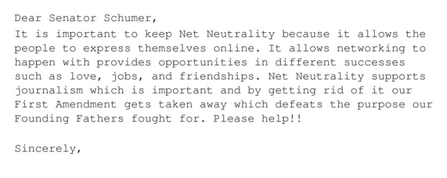 Net Neutrality's Potential Fate Forces Everyone to Say Goodbye to the Internet